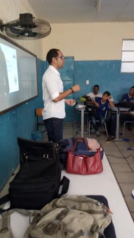 Atividades de Horta Escolar Agroecológica. Colégio Rotary Clube. Juazeiro-BA. 10-08-2016 (11)