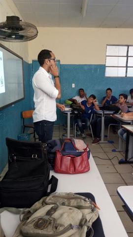 Atividades de Horta Escolar Agroecológica. Colégio Rotary Clube. Juazeiro-BA. 10-08-2016 (17)