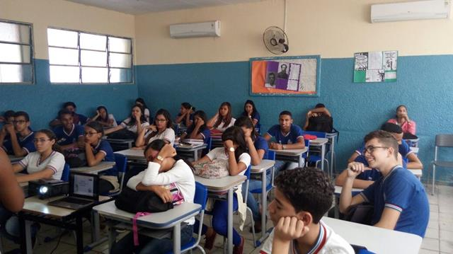 Atividades de Horta Escolar Agroecológica. Colégio Rotary Clube. Juazeiro-BA. 10-08-2016 (8)
