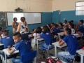 Atividades de Horta Escolar Agroecológica. Colégio Rotary Clube. Juazeiro-BA. 10-08-2016 (6)
