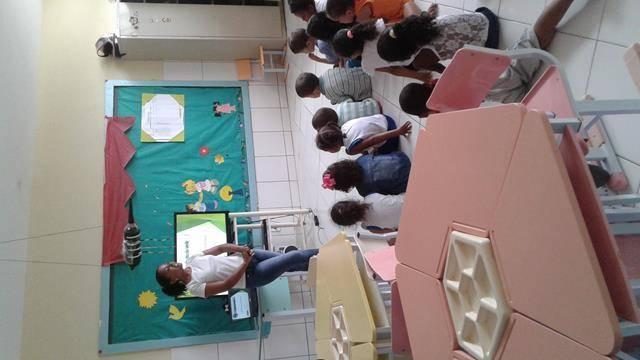 Horta Escolar Agroecológica. Escola Maria Viana Tanuri. Juazeiro-BA. 03-05-2016