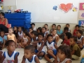 Horta Escolar Agroecológica. Escola Dilma Calmon. Juazeiro-BA. 29-04-2016