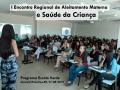 I ENCONTRO DE ALEITAMENTO MATERNO E SAÚDE DA CRIANÇA. UNIVASF - Campus Centro. Petrolina-PE. 31/08/2019.