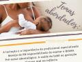 I ENCONTRO REGIONAL DE ALEITAMENTO MATERNO E SAÚDE DA CRIANÇA