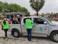 Atividade Mobilização Ambiental. Parque Nacional dos Lençóis Maranhenses (PNLM). Barreirinhas e Santo Amaro - MA. 18 - 28/02/2020.