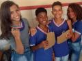 Cuidados e preservação das abelhas. Escola Artur Oliveira. Juazeiro-BA. 14/09/2017.