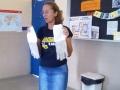 Cuidados e preservação das abelhas. Escola João Ferreira Gomes. Petrolina-PE. 26/09/2017.