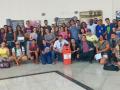 Atividade Coleta Seletiva. UNIVASF Campus Juazeiro. Juazeiro-BA. 24/08/2019