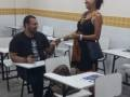 Atividade Coleta Seletiva. UNIVASF Campus Juazeiro. Juazeiro-BA. 14/03/2019.
