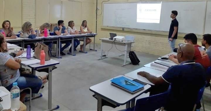 Atividade Ambientalização. Colégio Hercílio Mendes. Petrolina-PE. 12/08/2019