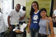 Integrantes do PEV recebem prêmio por projeto ambiental