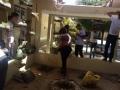 Jardim Suspenso foi construído na Escola Pacífico da Luz. Ação mobilizou 40 estudantes.