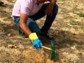 Atividade Recursos Hídricos. Margem do Rio São Francisco. Petrolina-PE. 15/08/2019
