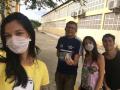 Atividade Saúde Ambiental. UNIVASF campus Juazeiro-BA. 18 a 20/03/2020.