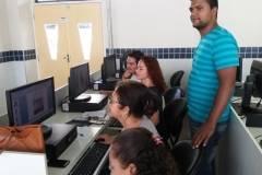 Minicursos do PEV capacitam alunos e professores