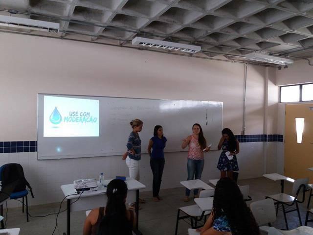 Minicurso Recursos hídricos. Univasf. Primeiro Semestre de 2016