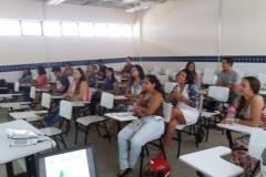 Minicursos do PEV reúnem professores, estudantes e ambientalistas