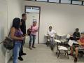 Atividade Coleta Seletiva. UNIVASF-CCA. Petrolina-PE. 23/10/2019.