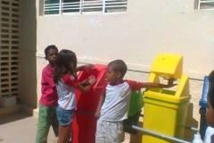 Mobilizações de escolas para a Coleta Seletiva