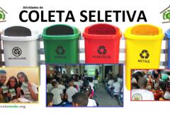 Mobilizações em prol da Coleta Seletiva