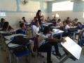Atividade sobre saúde ambiental - Colégio Antonílio da França Cardoso - Juazeiro-BA - 20.11.15