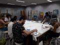Atividade Arte Ambiental. UNIVASF. Juazeiro-BA. 05/12/2019.