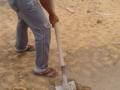 Atividade Arborização. Comunidades em Petrolina-PE. 03/01/2020 e 04/01/2020.