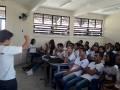Atividade Mobilização Ambiental. Escola Erem Professora Maria Wilza. Petrolina-PE. 29/10/2019.