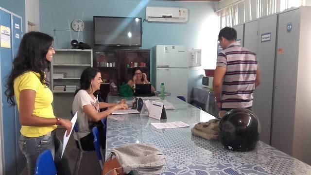 Atividade de ambientalização - Escola Jutahy Magalhães - Juazeiro-BA - 24 e 25.02.16