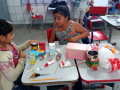 Atividade Reciclagem. Escola Municipal Luiz Cambeba. Campina Grande-PB. 02/08/2019
