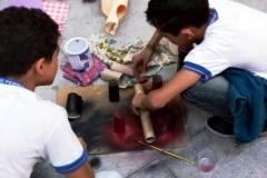 Oficina de Reciclagem sensibiliza para os problemas socioambientais