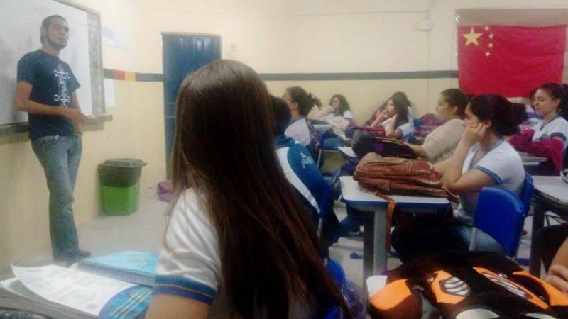 Escola Padre Luiz Cassiano desenvolve atividades sobre o PEV. Petrolina (18 e 19/10).