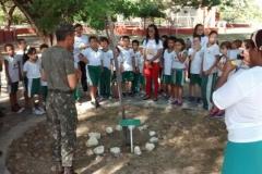 Parque Zoobotânico recebe Visita Técnica de escola mobilizada pelo PEV