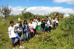PEV de Campina Grande mobiliza escola para Recatingamento