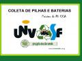 Ponto de Coleta de pilhas e bateias CCA-UNIVASF (1)