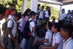 PEV mobiliza alunos e professores para visita técnica