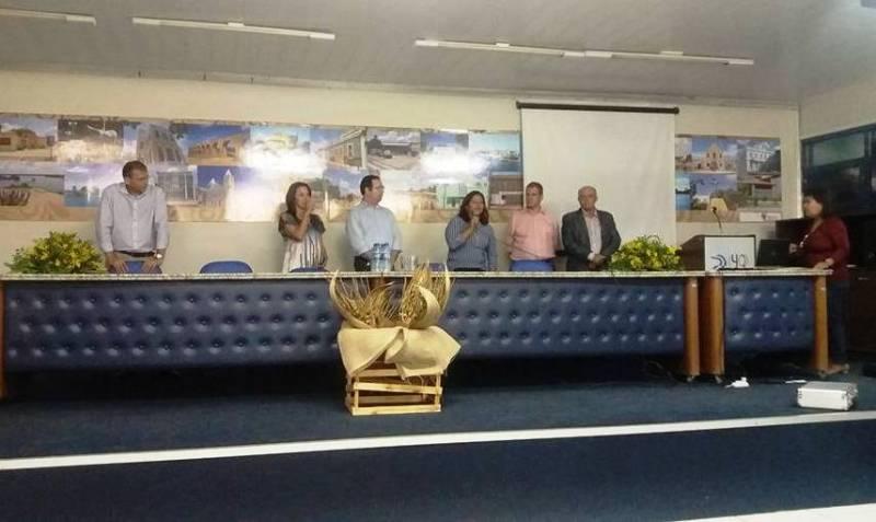 VII Redescobrindo à Caatinga. Universidade de Pernambuco (UPE). Auditório da Facape. Petrolina, 26/04/2017.