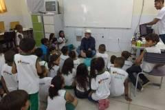 PEV participa de evento sobre Água e Rio São Francisco