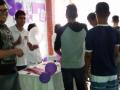 Feira de Ciências. Escola Polivalente Américo Tanuri. Juazeiro-BA. 26/08/2017.