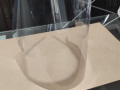 Confecção de máscaras de Acetato para os profissionais da área de saúde. Atividades do PEV. Petrolina-PE e Juazeiro-ba. Novembro de 2020.