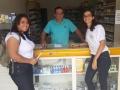 grupo de Saúde Ambiental do Programa Escola Verde promoveu no último domingo (13.01) intervenções na feira livre do bairro João de Deus, em Petrolina-PE.