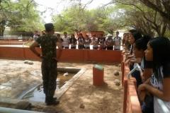 PEV promove visita técnica ao Parque Zoobotânico