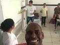 Atividade Compostagem. Escola Professora Zélia Matias. Petrolina-PE. 05/11/2019.