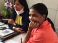 Atividades de Ambientalização. Escola Carlos Costa. Juazeiro-BA. 11/07/2017.