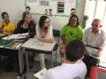 Atividades de Ambientalização. Escola Eleotério Soares Fonseca. Juazeiro-BA. 18/07/2017.