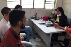 PEV realiza Ambientalização com professores e gestores