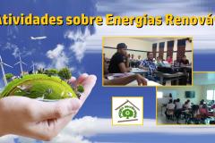 PEV sensibiliza alunos e professores sobre necessidade das Energias renováveis
