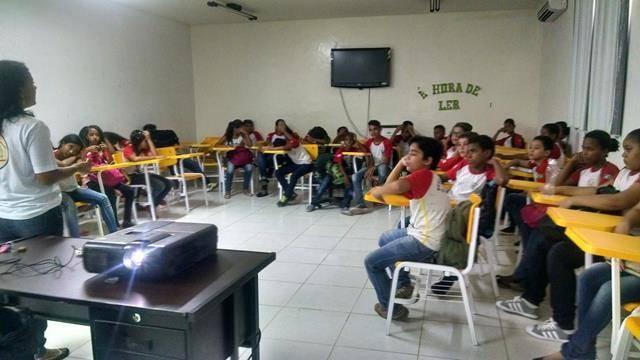 Plantas medicinais. Escola Paulo VI. Juazeiro-BA. 02-04-2016