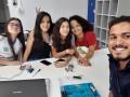 Atividade Saúde Ambiental. IF-Sertão campus Petrolina-PE. 14/02/2020.