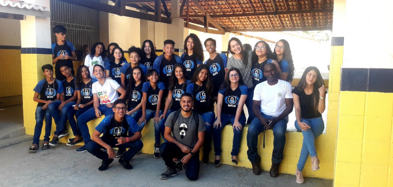 Atividade Combate à Poluição. Escola Municipal Jacob Ferreira. Petrolina-PE. 10/09/2019 e 17/09/2019.
